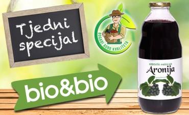 Special price for Arbovita in bio&bio stores