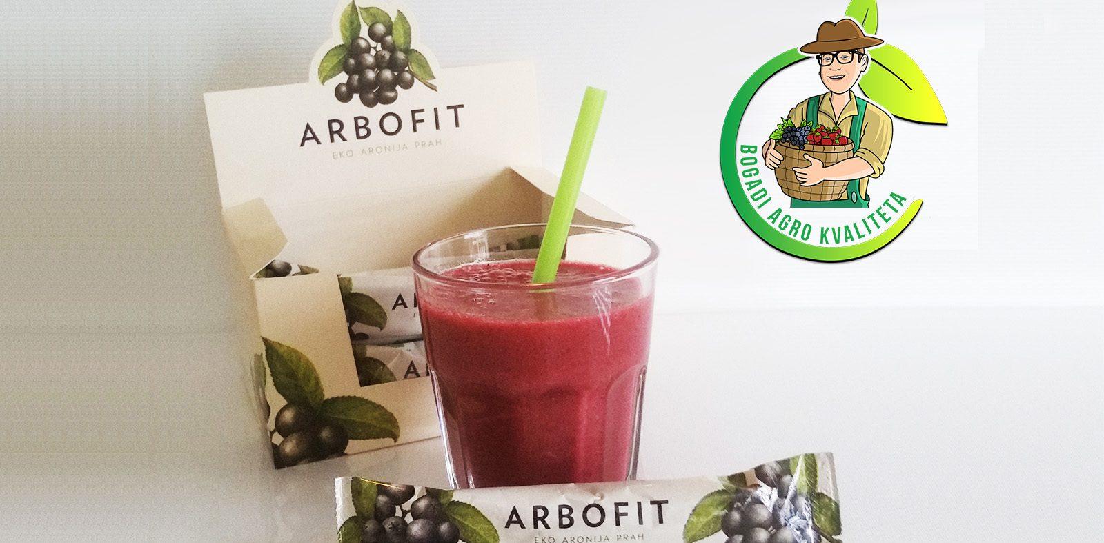 ARBOFIT - dodatak prehrani od aronije