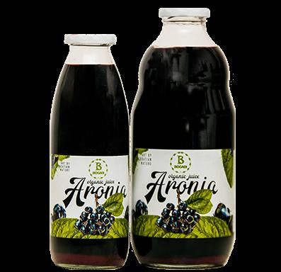Bogadi BIO sok Aronije